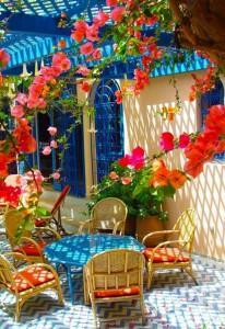 Яркий мексиканский декор