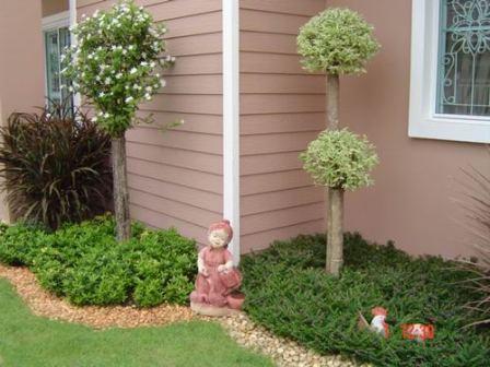 Дизайн домов и двора фото