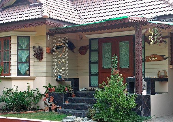 Фото дизайн двора дома