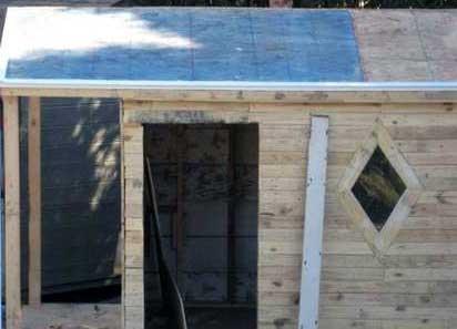 Кроем крышу