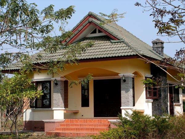 фото красивых домов и коттеджей 5