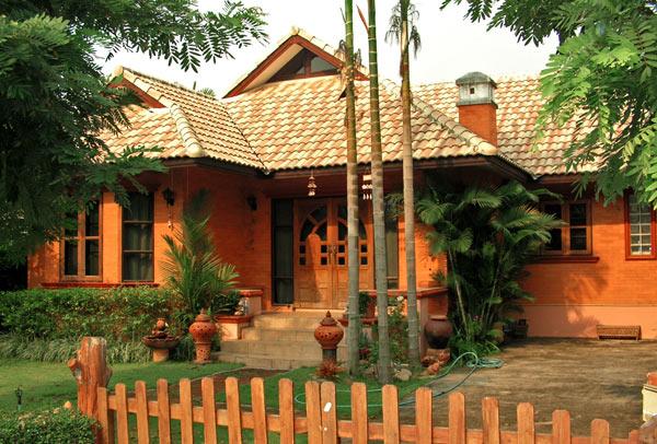 фото красивых домов и коттеджей 8