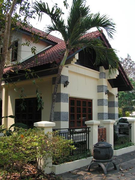 Красивые дома и коттеджи таиланда 14