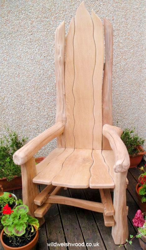 Дачное кресло своими руками - идея