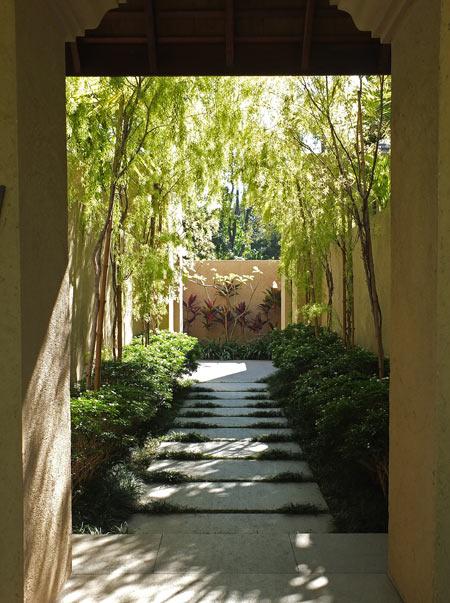 садовая дорожка фото
