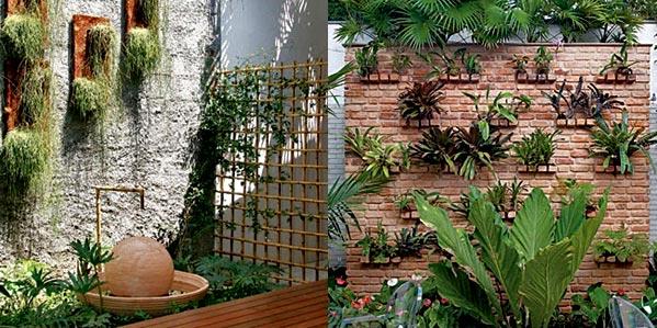 вертикальное озеленение стен 3