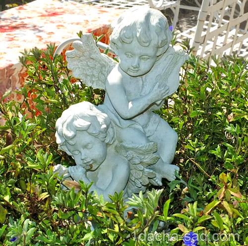 садовая скульптура фото