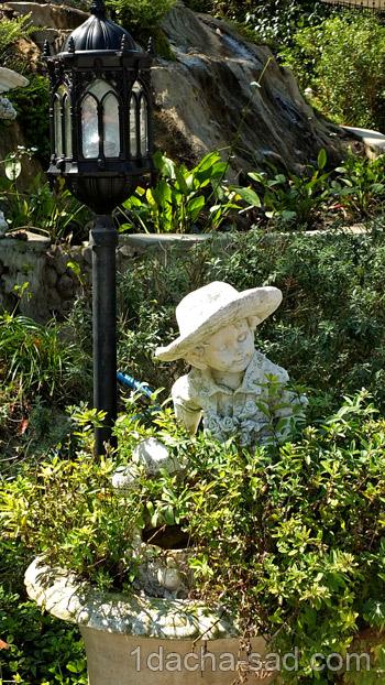 итальянский сад фото