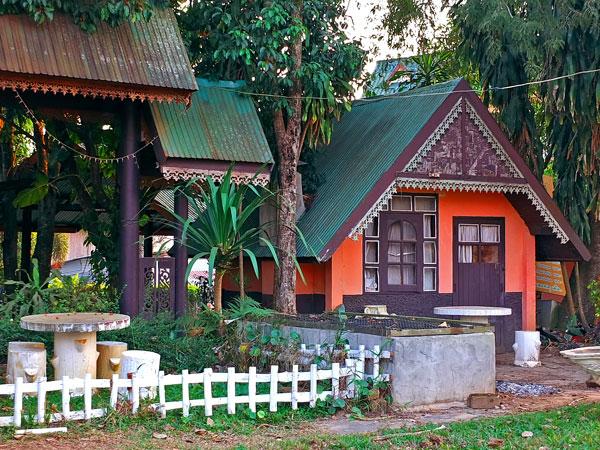 маленький дачный домик фото 1