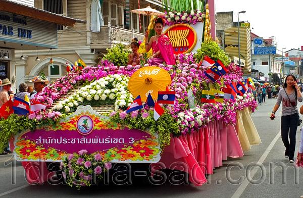 фестиваль цветов в таиланде (6)