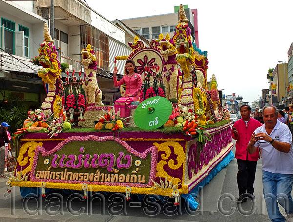 фестиваль цветов в таиланде (22)