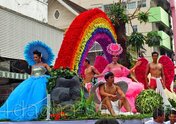 фестиваль цветов в таиланде (4)