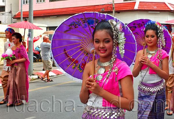 фестиваль цветов в таиланде (1)
