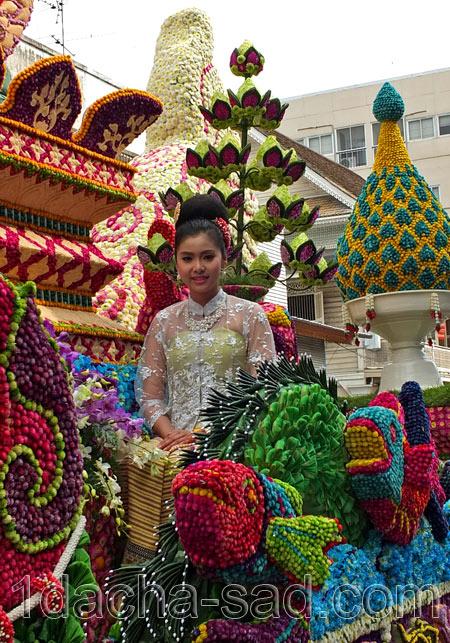 фестиваль цветов в таиланде (17)