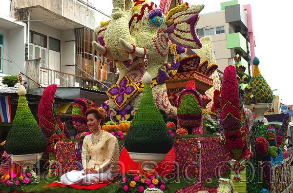 фестиваль цветов в таиланде (16)