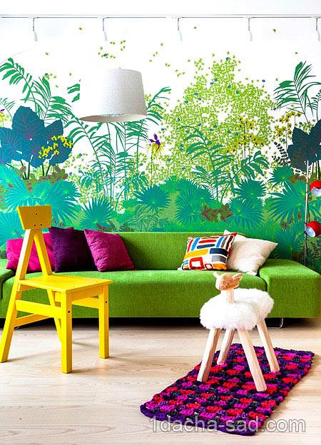 рекомендации по росписи стен