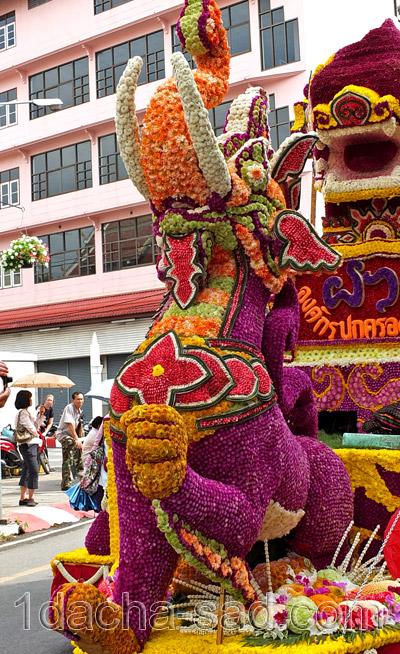 фестиваль цветов в таиланде (15)