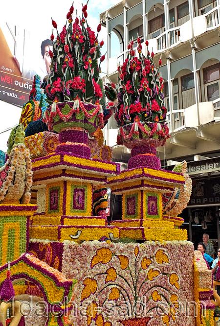 фестиваль цветов в таиланде (14)