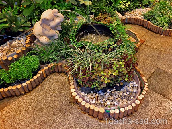 зимний сад - идеи дизайна