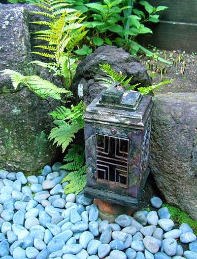японский сад на даче фото (3)