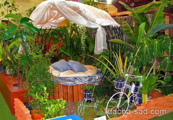 дизайн маленького двора (7)