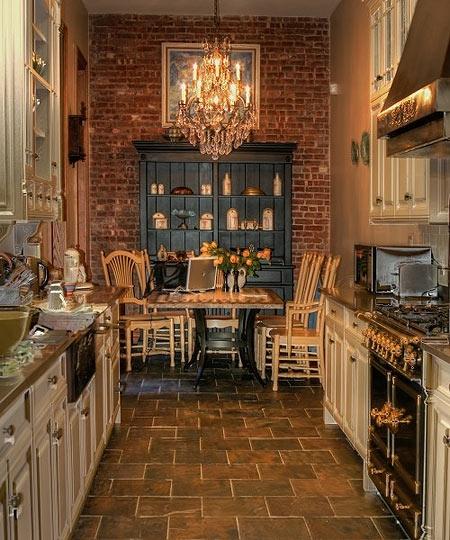 интерьер кухни в стиле прованс фото (4)