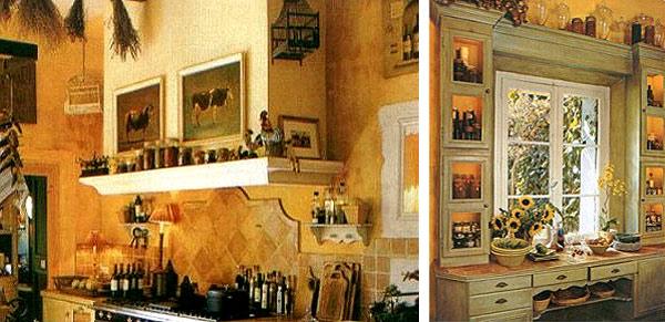 интерьер дома в стиле прованс (10)