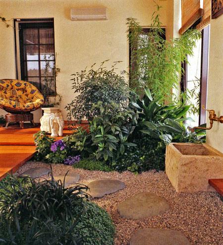 зимний сад в доме (1)
