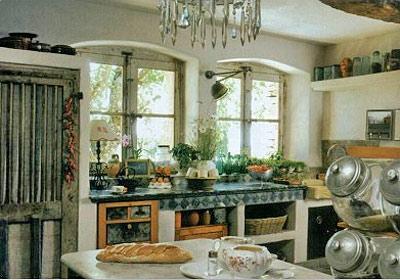 интерьер дома в стиле прованс (7)