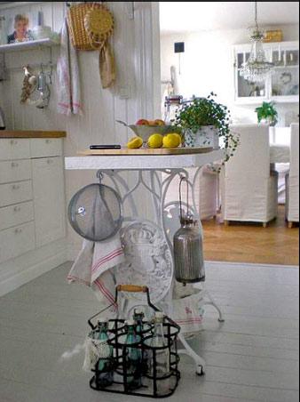 интерьер дома в стиле прованс (6)