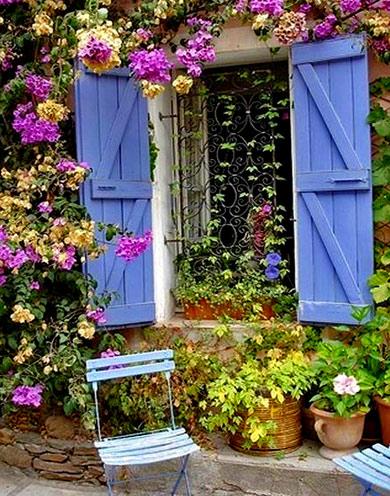 французский сад своими руками