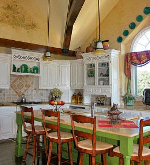 интерьер дома в стиле прованс (4)
