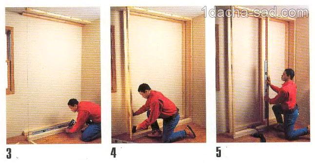деревянные полки своими руками (7)