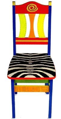 роспись стула