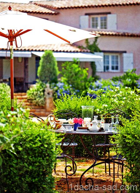 дом и сад в стиле прованс (4)