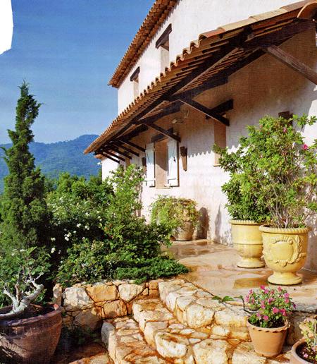 дом и сад в стиле прованс (1)