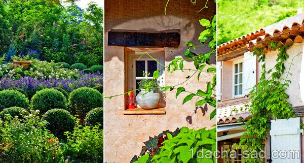 дом и сад в стиле прованс (6)