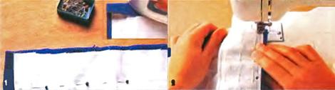 Как сшить шторы с ламбрекенами sh1-2