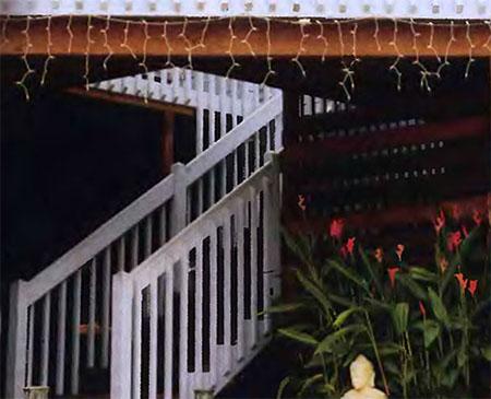 Экстерьерная лестница