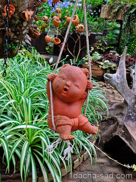 красивый сад Mae Fah Luang (10)