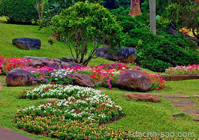 красивый сад Mae Fah Luang (8)