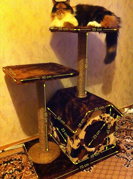 Добротный домик с пошаговыми фото