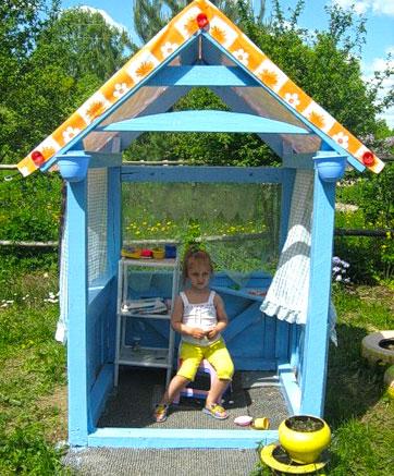 Игровые домики для детей 6