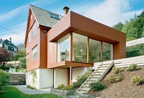 - норвежские дома 6