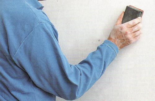 подготовка стен под покраску 4