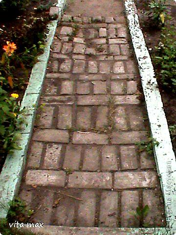Самый дешевый способ сделать садовые дорожки | Форум: дом и дача