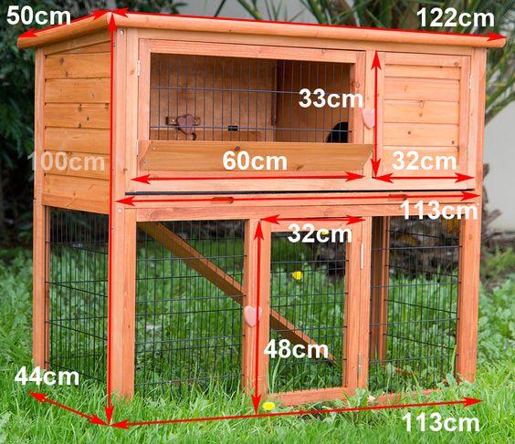Клетки для содержания кроликов своими руками подробные чертежи и схемы фото 304