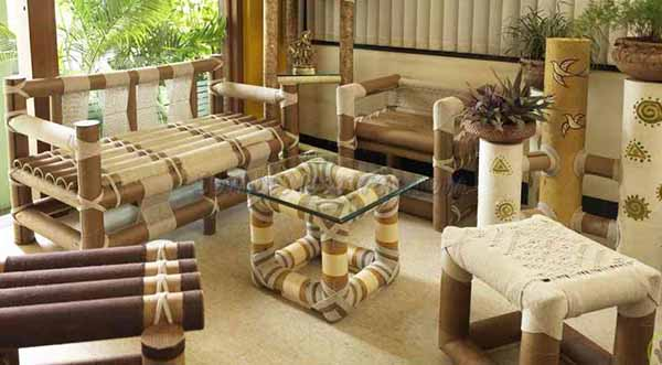 Мебель из разного материала своими руками